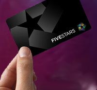 FiveStars the best customer loyalty program